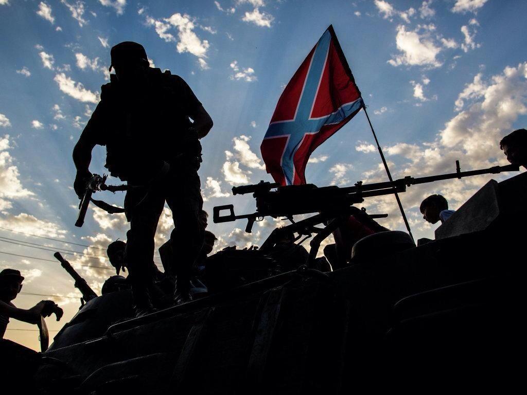 """По мнению экспертов, идея """"Новороссии"""" может быть использована как предлог для наступления"""