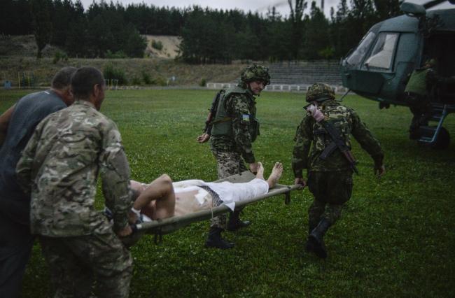 С какими проблемами сейчас сталкивается военная медицина в Украине?