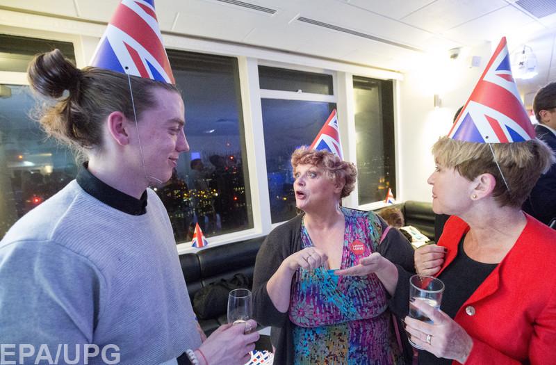 Блогеры активно комментируют негативные для ЕС итоги референдума в Великобритании