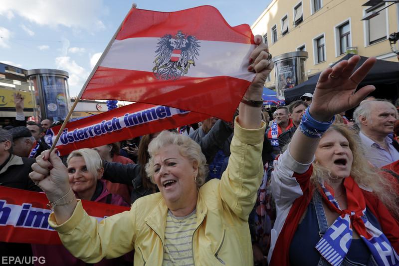 Чего ждать Украине от праворадикалов в правительстве и МИД Австрии