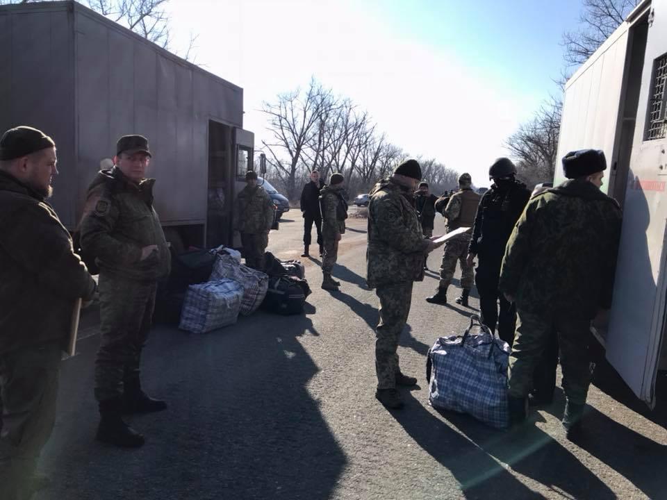 «ДНР» выдала 20 заключенных, пожелавших досидеть срок вгосударстве Украина