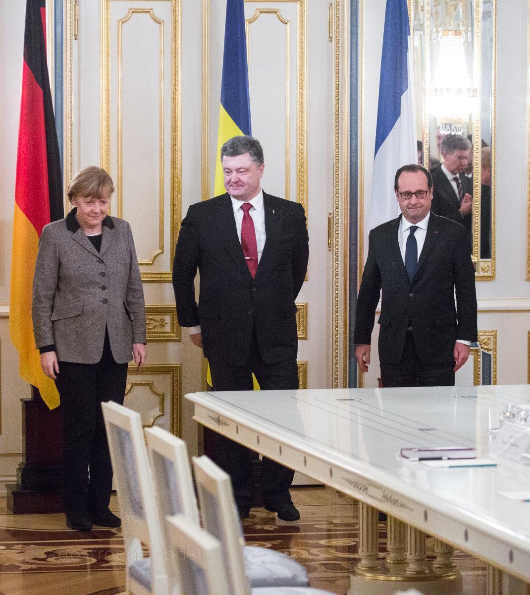 Глава государства может предложить новый формат урегулирования конфликта на Донбассе