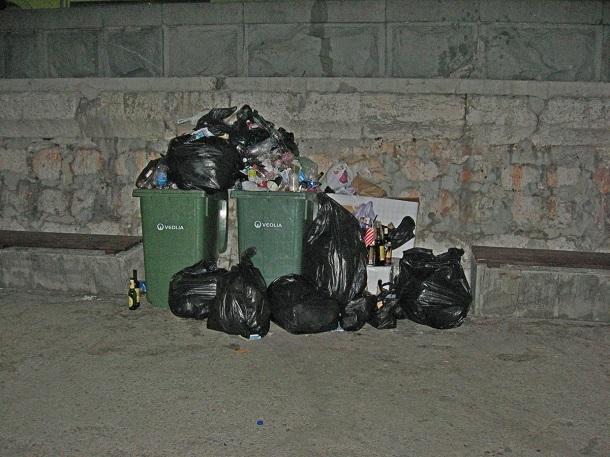 Везде горы мусора: в сети показали грустные фото оккупированного Крыма
