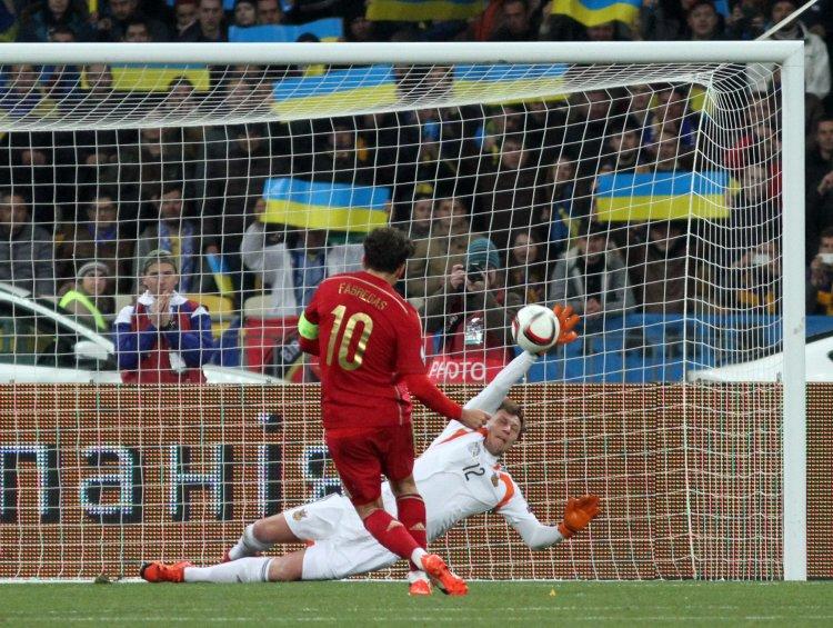 Как пользователи соцсетей комментировали матч сборных Украины и Испании
