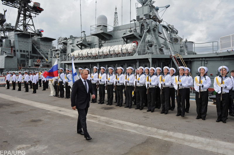 Игорь Романенко рассказал, чего ждать от России в Азовском море