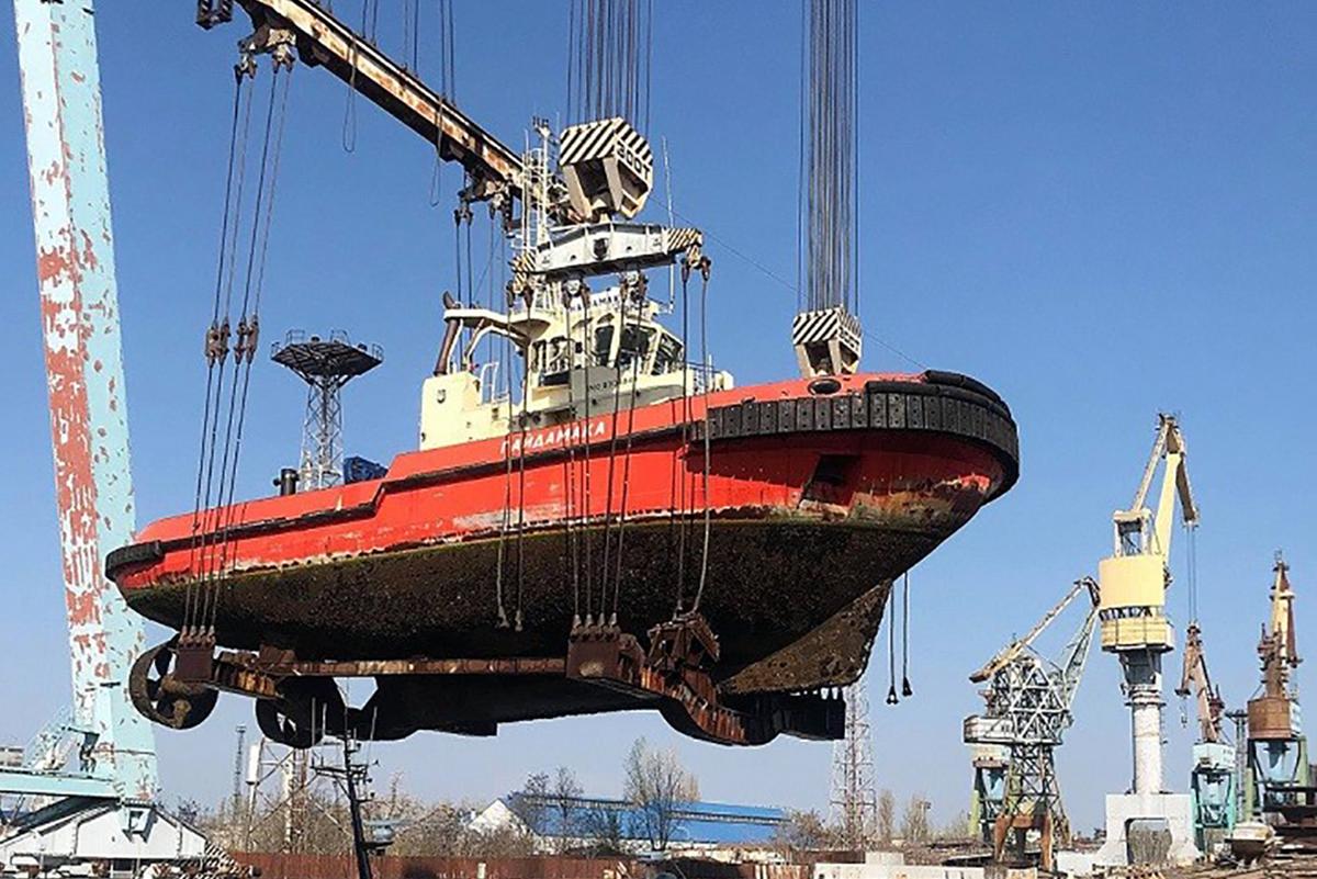 В Одесском порту пытаются реализовать очередную теневую схему