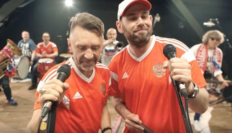 «Ленинград» иСемен Слепаков записали новейшую песню о русских футболистах