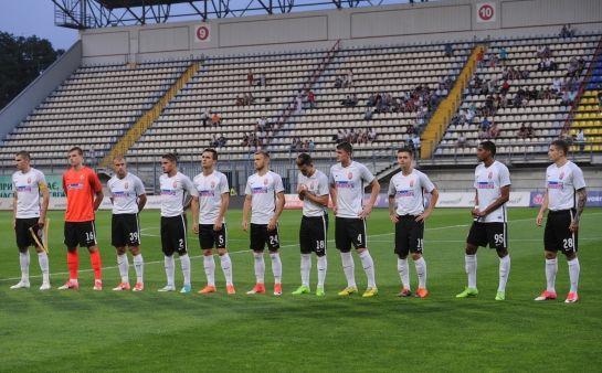 Луганский клуб стартовал в Лиге Европы поединком против соперника из Швеции