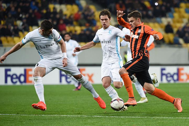 20 октября во Львове донецкий клуб сделал серьезную заявку на плей-офф