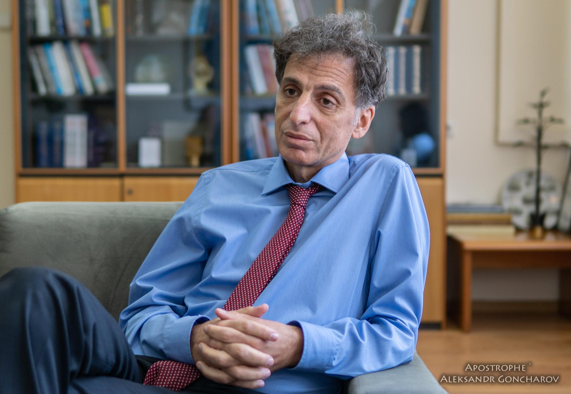 Посол Израиля в Украине о сотрудничестве двух стран