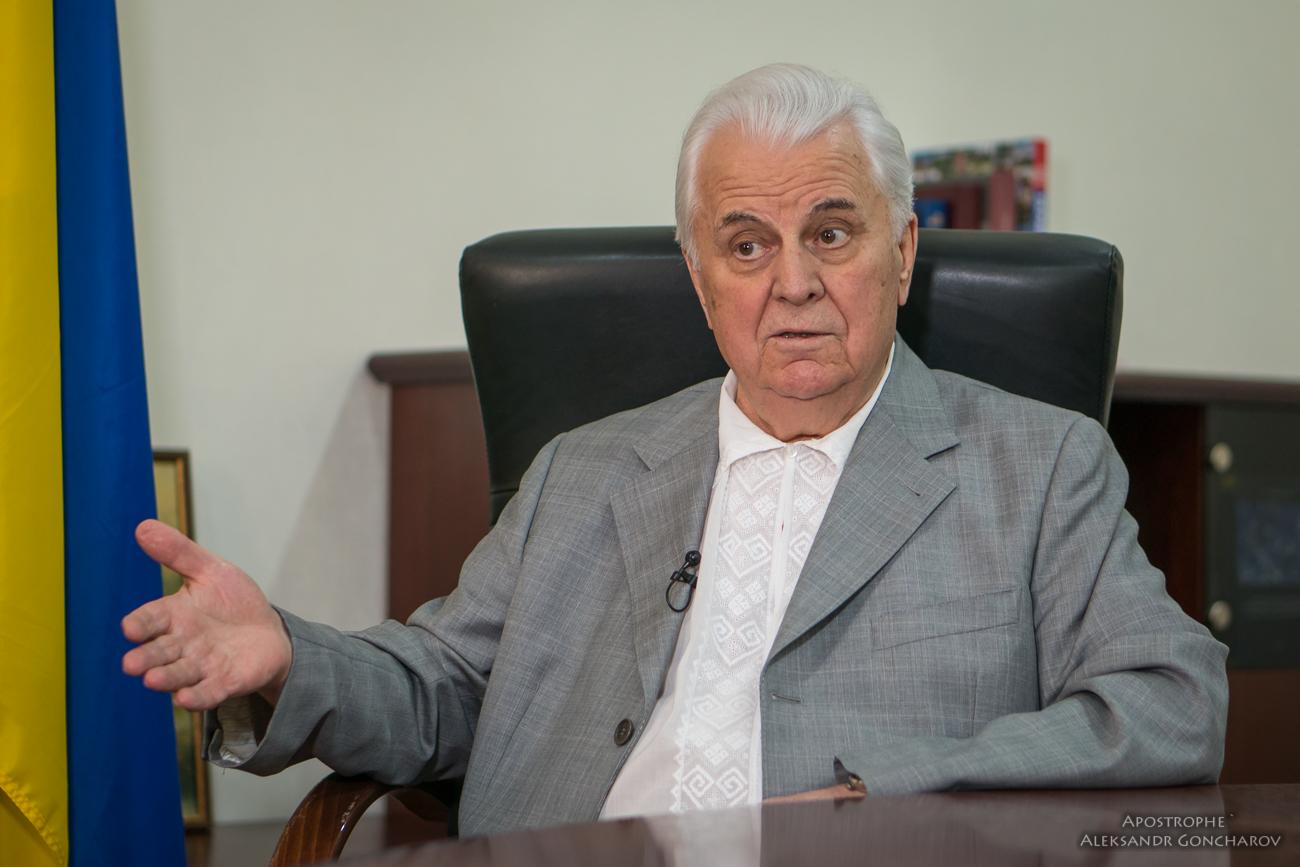 Леонид Кравчук: России скоро будет не до Крыма и не до Донбасса