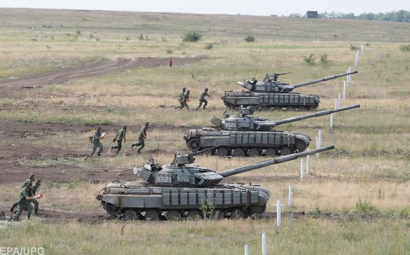 Генерал Игорь Романенко рассказал, зачем Россия стягивает военную технику на Донбасс