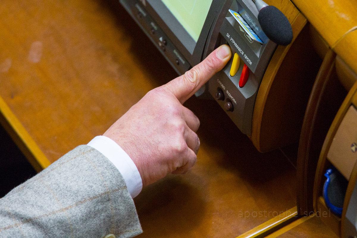 Как Рада принимала поправки в Трудовой кодекс