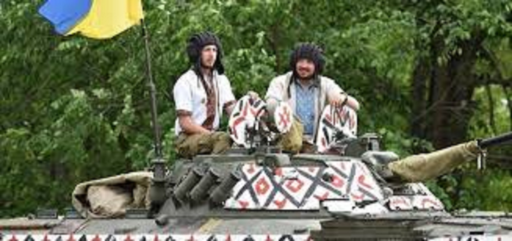 День вышиванки 2020: появилось яркое фото бойцов на Донбассе