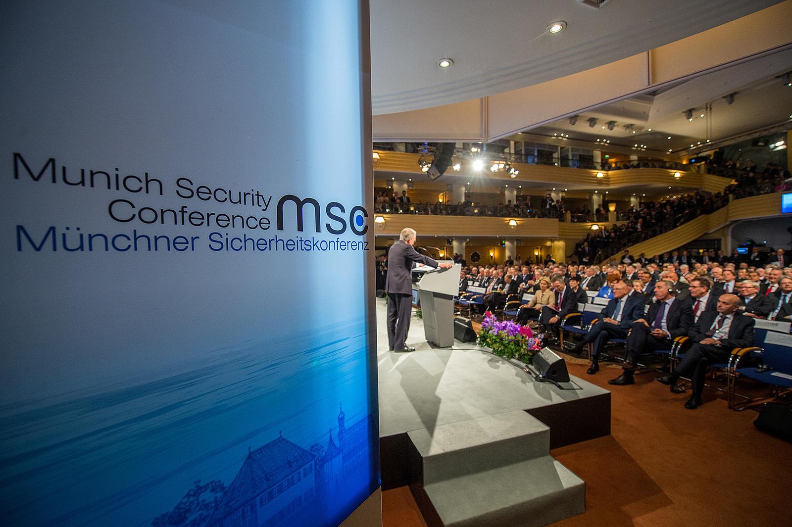 Гости Мюнхенской конференции по безопасности обсудят главные вызовы для мира