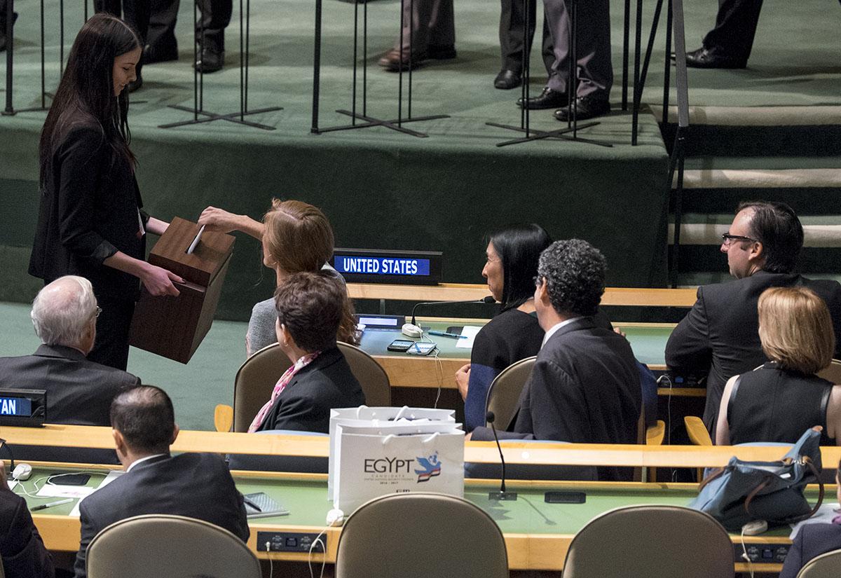 Как эксперты и политики отреагировали на принятие Украины в СБ ООН