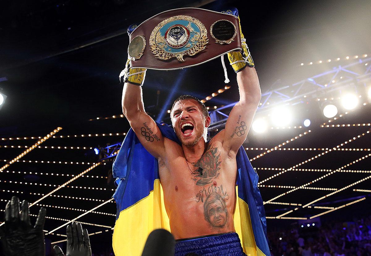 11 июня стало историческим днем для украинского и мирового бокса