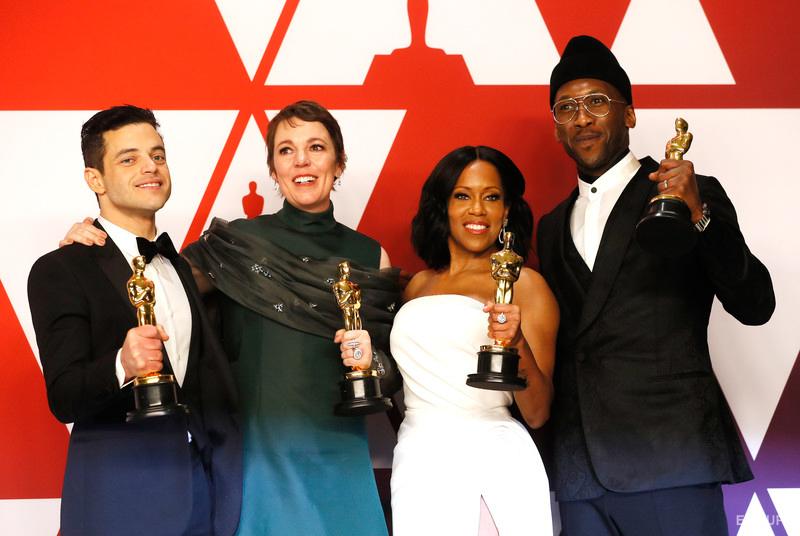 """Визначено переможців """"Оскара"""" в 24-х категоріях"""