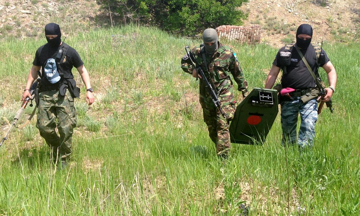 Волонтеры везут в зону АТО тепловизоры, мощные бронещиты и квадрокоптеры для разведчиков
