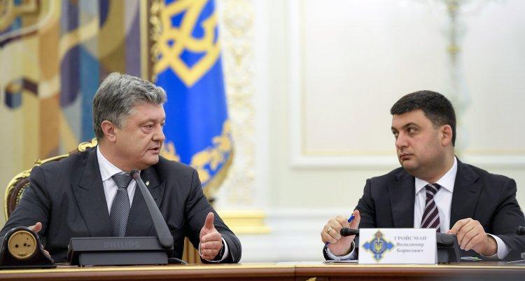 Назревает также противостояние между премьером и генпрокурором