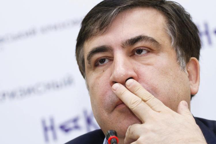 Михаил Саакашвили 7 ноября сделал сенсационное заявление о своей должности