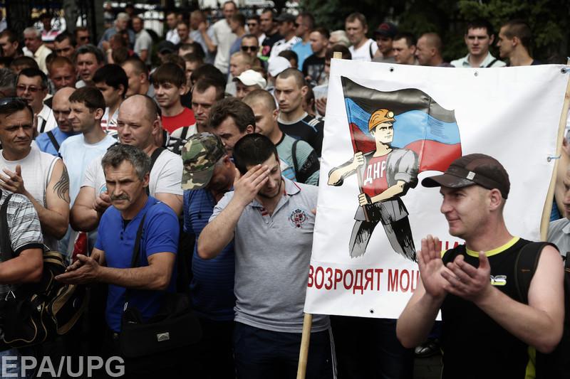 Российская пропаганда на оккупированных территориях воспитывает детей в ненависти к Украине