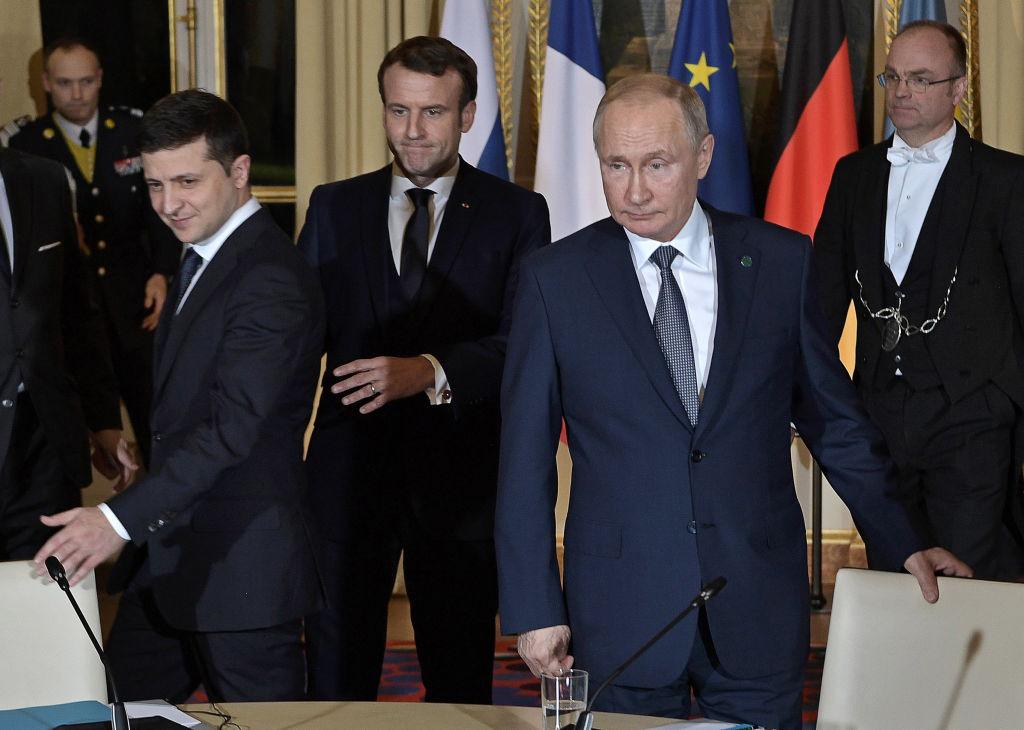 """Без внедрения скандальной """"формулы Штайнмайера"""" в украинское законодательство не обойтись"""