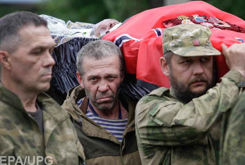 Тот период, когда на Донбасс из России попадало большое количество идеологически мотивированных наемников прошел