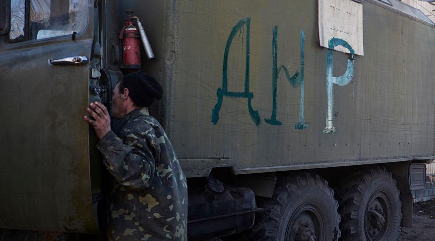 Информационные атаки против Украины продолжаются