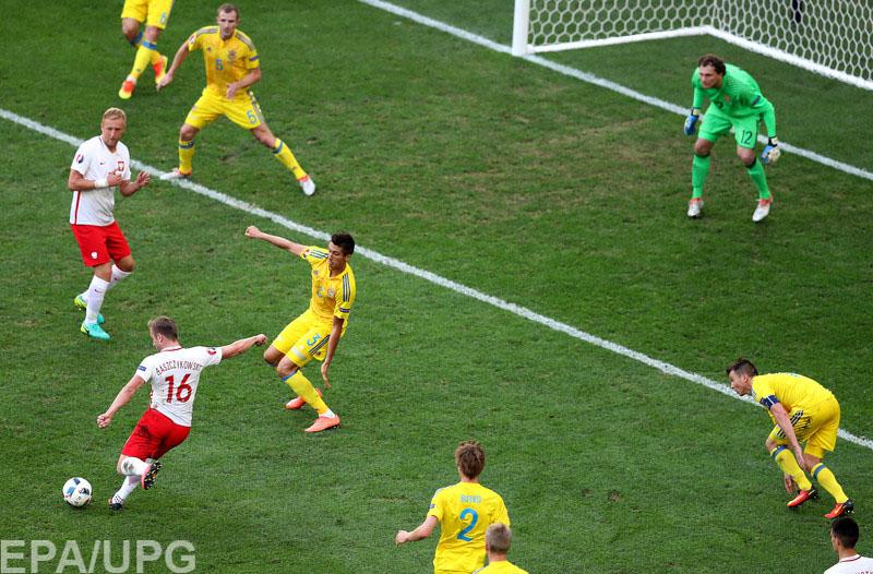Украинские футболисты бесславно покидают чемпионат Европы