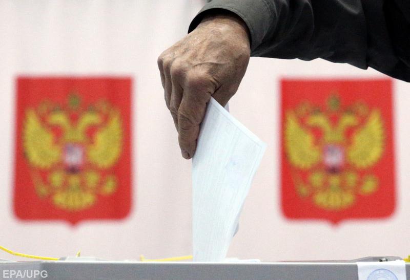 Дмитрий Орешкин о выборах в РФ и действиях Путина на Донбассе