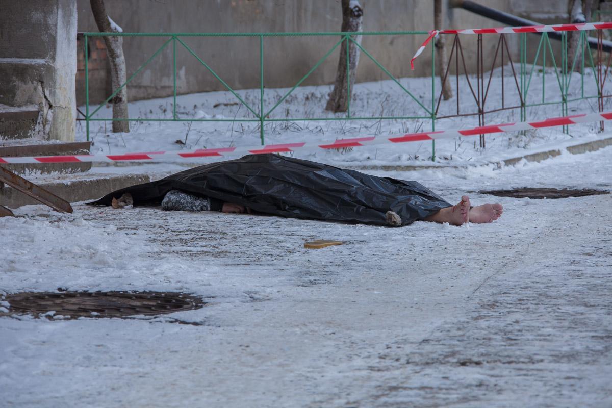 УДніпрі хлопець стрибнув з вікна багатоповерхівки через смертельну ДТП із маршруткою