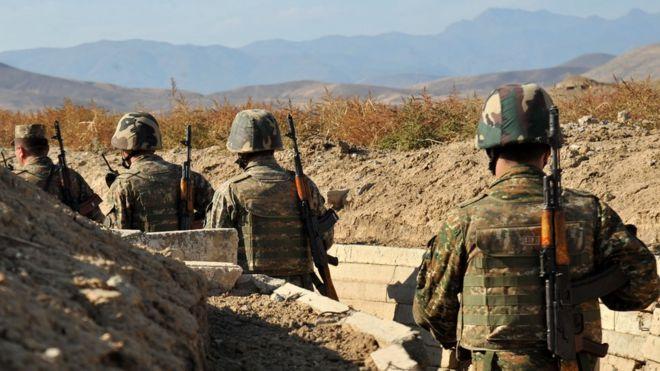 Конфликт в Нагорном Карабахе грозит войной с участием России и Турции