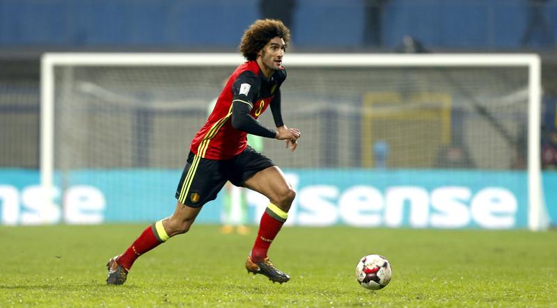 Сборная Бельгии успешно стартовала на турнире
