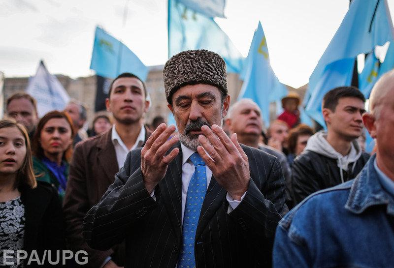 Украина рассматривает планы по деоккупации полуострова