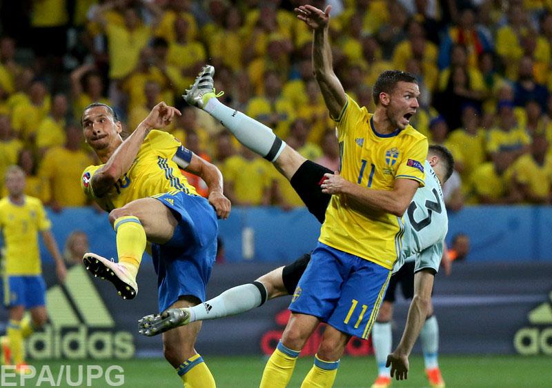 Бельгия добыла вторую победу на чемпионате Европы