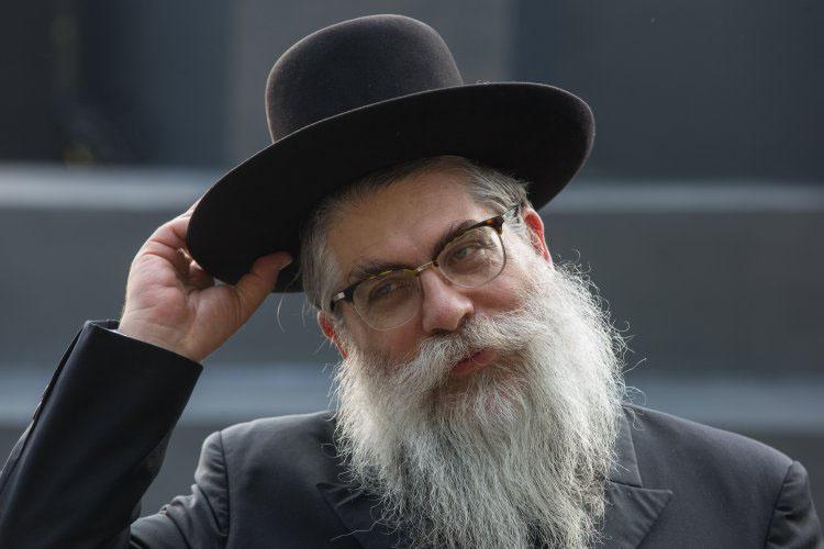 Украинские евреи есть благодаря Путину, - Яков Дов Блайх/Главный раввин Кие ...