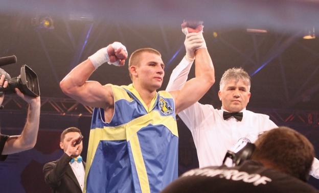 Наша команда одержала вторую победу над British Lionhearts во Всемирной серии бокса