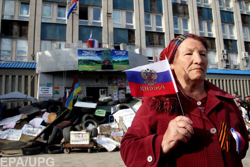 Российский политолог рассказал о том, что произойдет, когда Россия уйдет из Донбасса