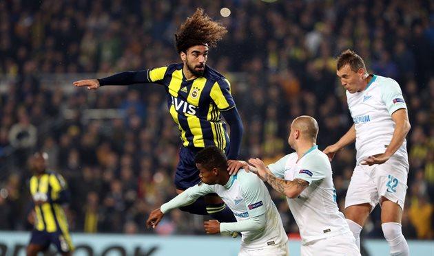Російський і турецький клуби визначили власника путівки в 1/8 фіналу Ліги Європи