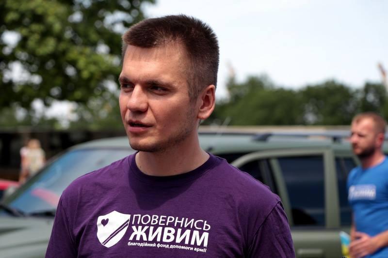 Известный волонтер о преодолении коррупции в оборонке и условиях освобождения Донбасса