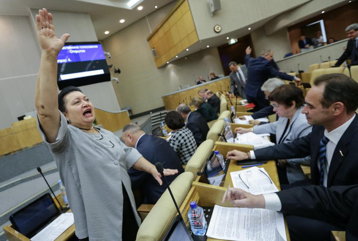 """Россия возвращается к """"железному занавесу"""" и отказывается от приоритета международного права"""