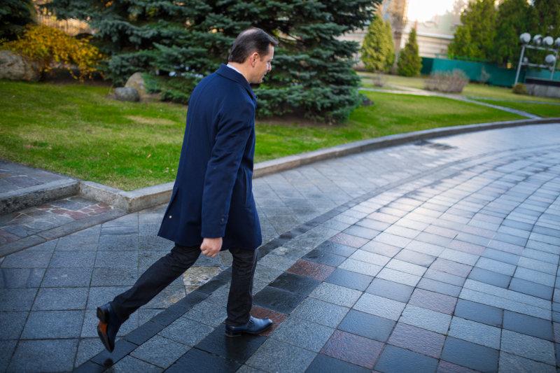 Лидер Радикальной партии и бизнесмен нашли почву для примирения