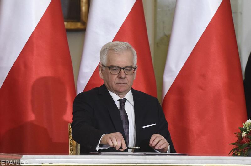 Как новый МИД Польши будет строить отношения с Украиной