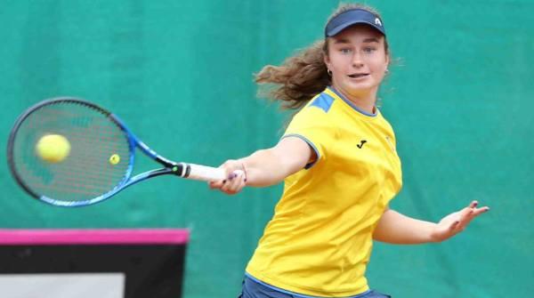 Юная украинская теннисистка выиграла престижнейший турнир