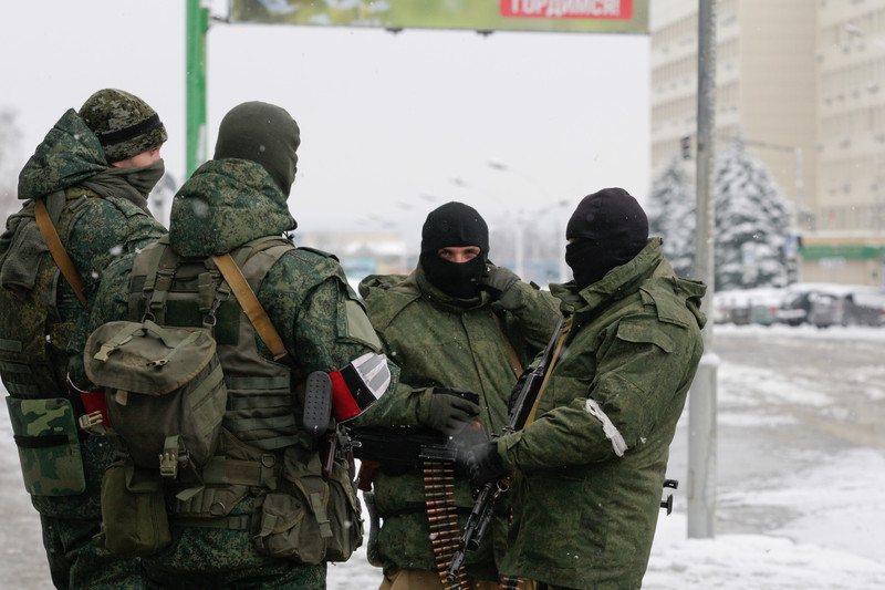 Юрий Карин о продвижении украинской армии на Донбассе