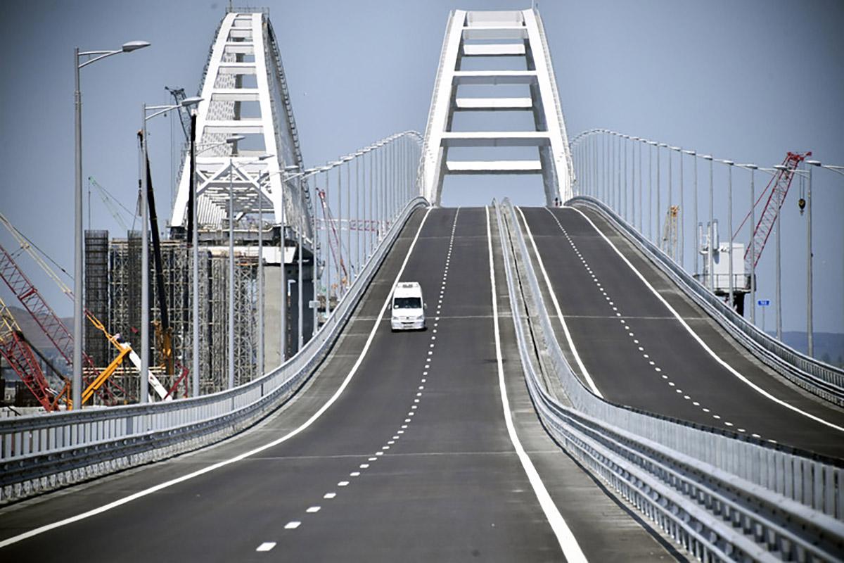 Юрий Медовар о природном явлении, опасном для Крымского моста