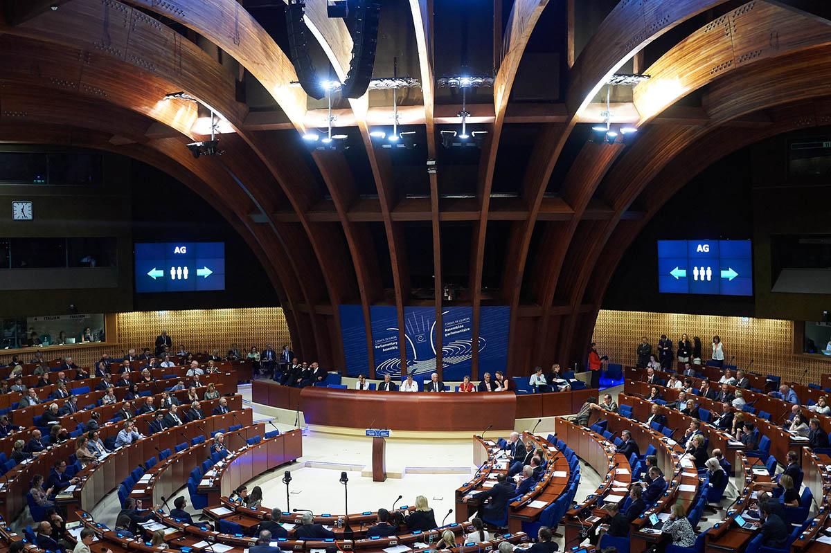 Стране-агрессору в Страсбурге рады