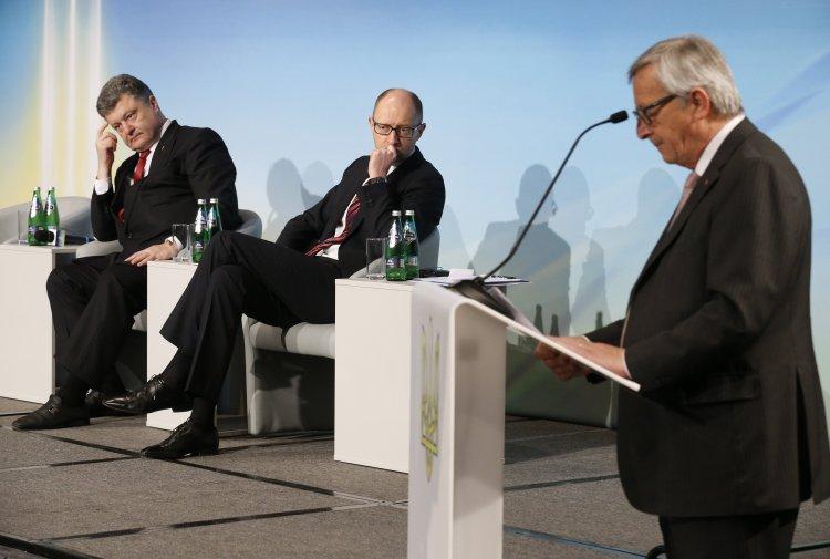 Результаты Международной конференции в поддержку Украины вызвали определенный оптимизм