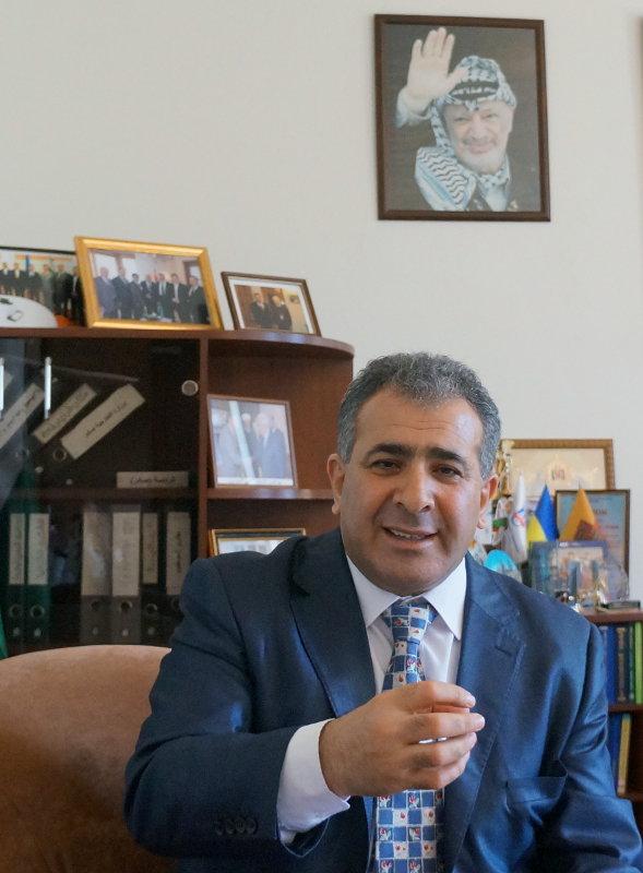 Чрезвычайный и полномочный посол Палестины в Украине о войне на Ближнем Востоке
